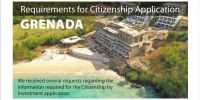 Requirements for Citizenship Application to Grenada